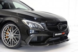 Mercedes-AMG C63 S by Brabus 18