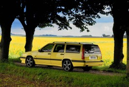 Volvo wagons over the years 03