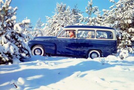 Volvo wagons over the years 11