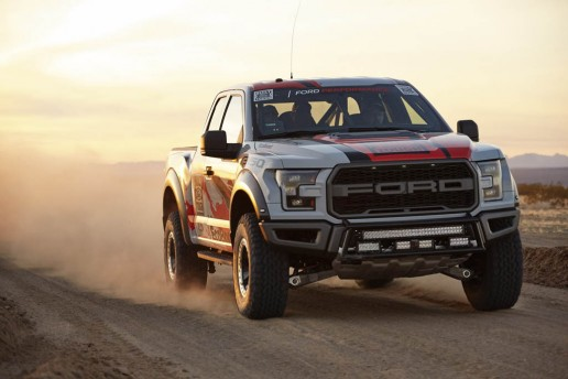 2017 Ford F-150 Race Truck