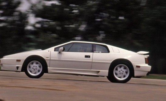 1990 Lotus Esprit Turbo SE