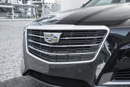 2016-Cadillac-CTS-V-Sport-grille