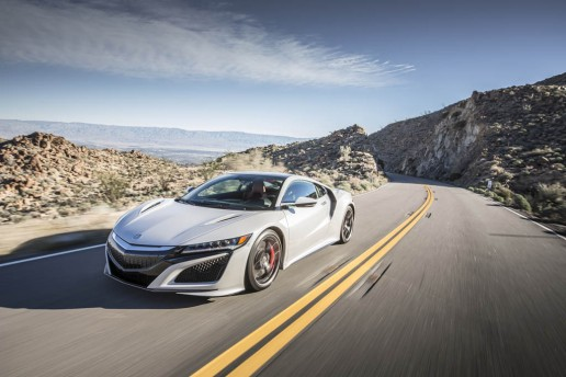 2017-Acura-NSX-front-three-quarter-in-motion-05