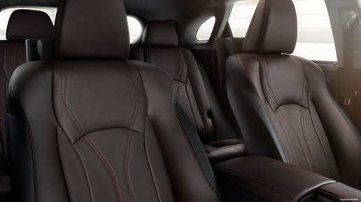 Lexus-RX-350-noble-brown-leather-interior