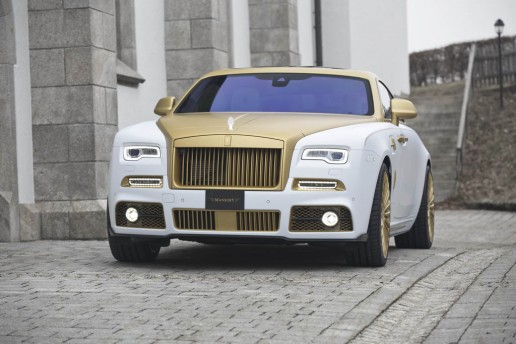 Mansory's Rolls Royce Wraith Palm Edition 999