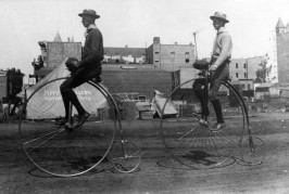 Penny farthing-1886