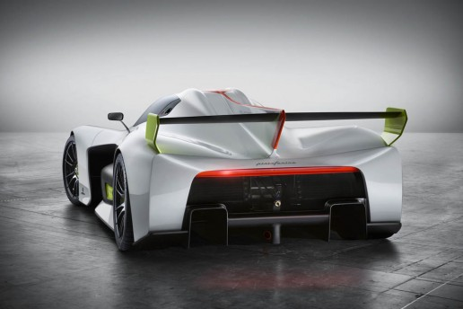 Pininfarina H2 Speed Supercar Concept