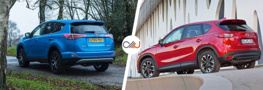rav4-vs-cx-5-rear-three-quarter