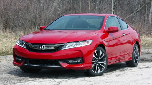 2016 Honda Accord Coupe
