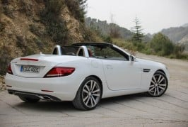 2017 Mercedes-Benz SLC300