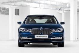BMW 7 Series 100-Year Anniversary Edition