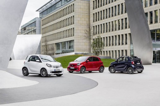 Brabus ForTwo & ForFour