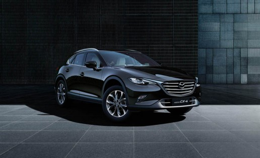 Mazda CX-4 (Chinese spec)