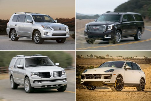Quickest-and-Slowest-SUVs