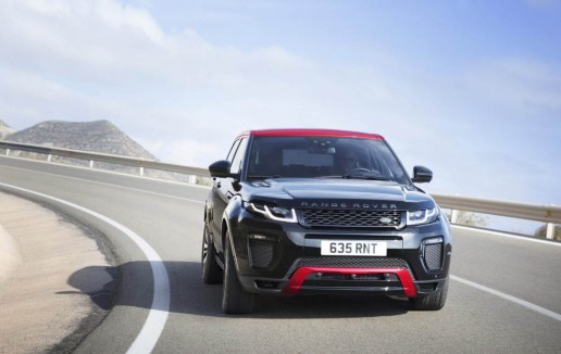 Range-Rover Evoque Limited Edition