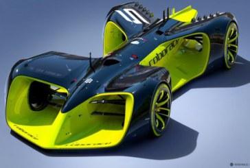 روبورِیس؛ اولین خودروی خودران مسابقهای