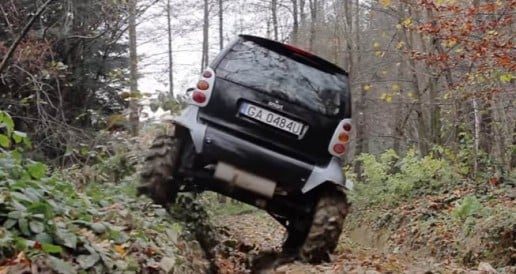 Smart-Fortwo-Off-road