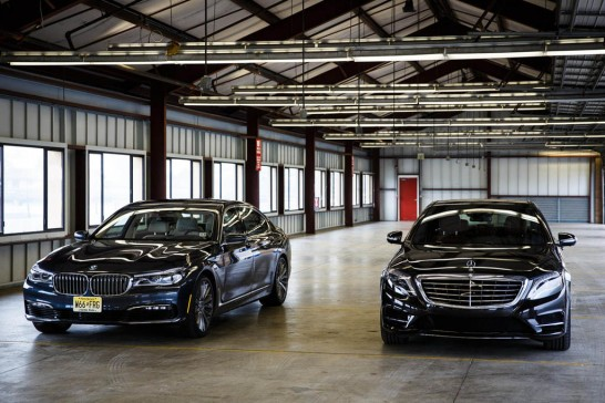 BMW 7 Series vs. Mercedes-Benz S-Class
