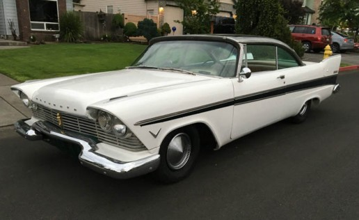 1957 Plymouth