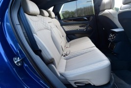 Bentley Bentayga seats