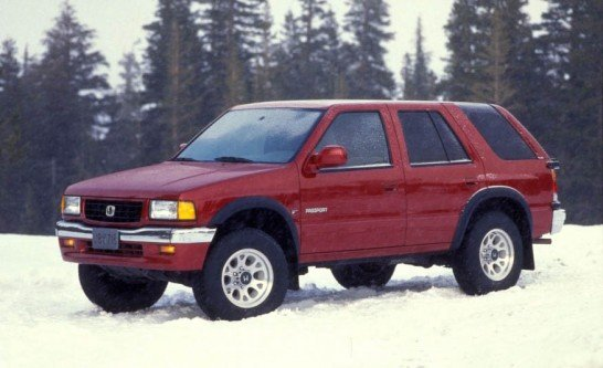 Honda Passport 1994