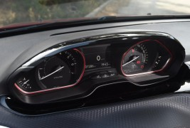 New Peugeot 2008 2016 dashboard