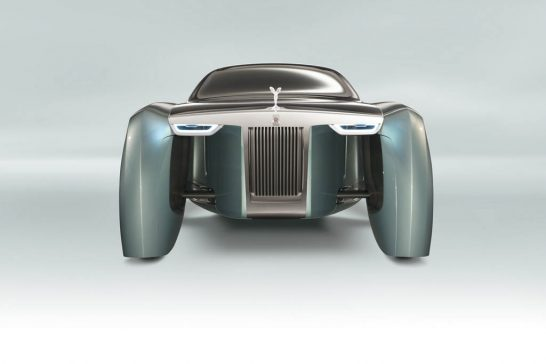 Rolls-Royce VISION 103EX Concept