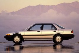1986 Accord 3rd Generation