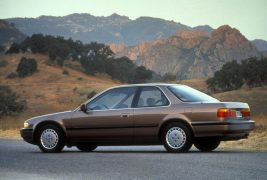 1991 Accord 4th Generation