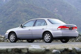 2002 Accords 6th Generation