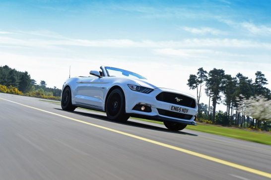 2016 - Ford Mustang