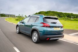 2016-Peugeot-2008-rear-three-quarter-in-motion-02