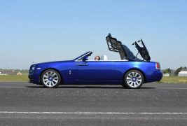 2016 - Rolls-Royce Dawn