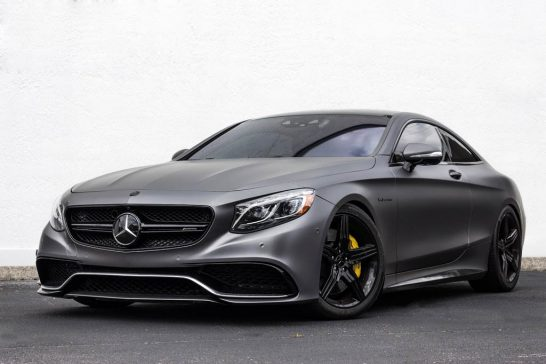 2016 Mercedes-AMG S63 Coupe Renntech Tuning