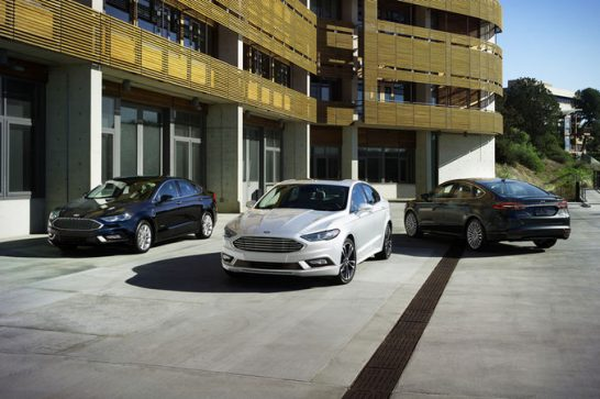2017-Ford-Fusion-lineup