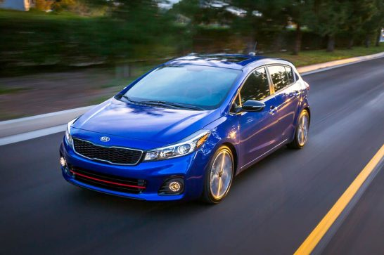2017-Kia-Forte5-front-three-quarter-in-motion