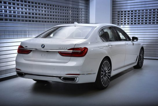 BMW 7 Solitaire one of 6
