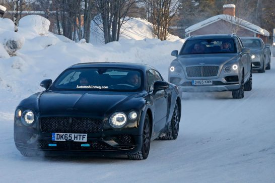 Bentley-Continental-GT-front-3