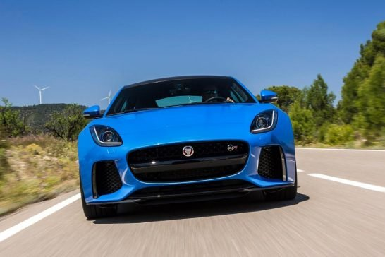 Jaguar F-Type SVR 2016Jaguar F-Type SVR 2016