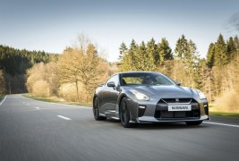 New Nissan GT-R 2016 15