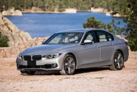 2016-BMW-340i-front-three-quarter
