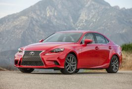 2016-Lexus-IS-200t-F-Sport-front-three-quarter-04