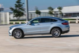 2017 Mercedes-Benz GLC300 Coupe