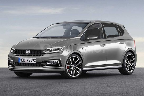 2017-VW-Polo-front-three-qu