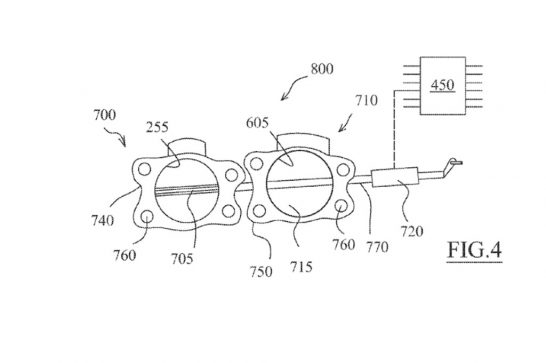 GM-dual-stage-turbocharger-patent-drawing-3