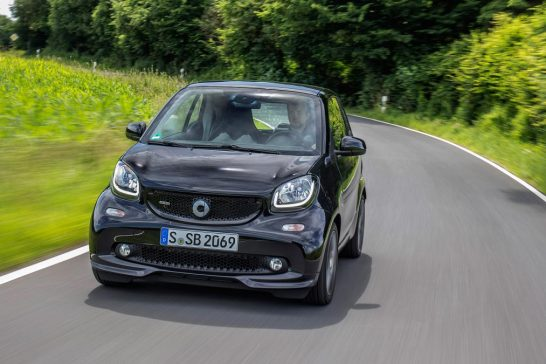 Smart Brabus ForTwo 2016