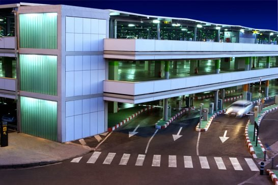 bigstock-Parking-Garage-At-The-Airport