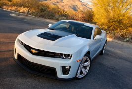 2012-Chevrolet-Camaro-ZL1-front-three-quarter