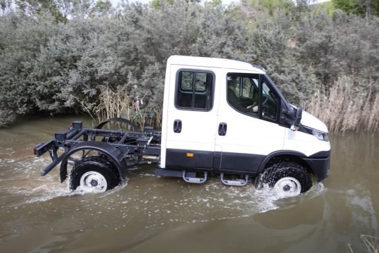 2016 Iveco Daily 4×4 Off-Road