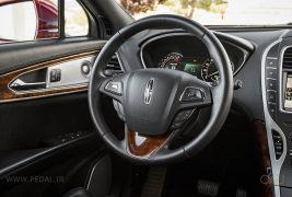 2016-Lincoln-MKX-AWD-27-EcoBoost-steering-wheel